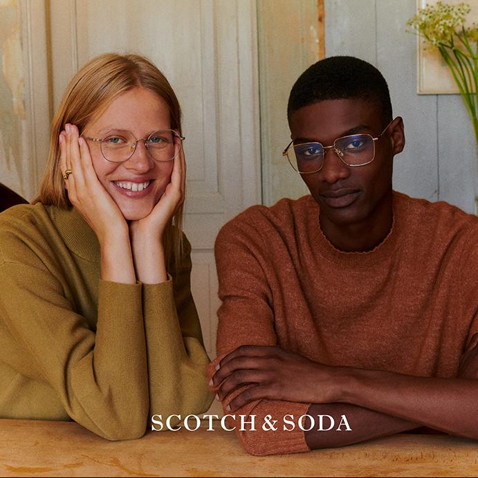 Rame Ochelari Vedere Scotch & Soda